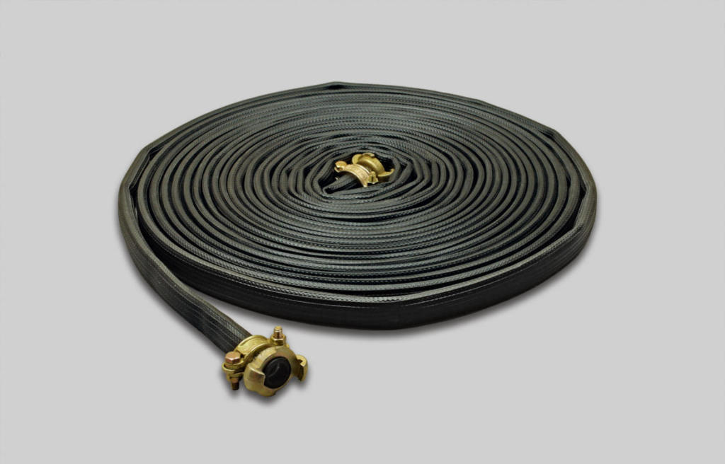 OSW Industry hose Syntex Universal and Syntex Universal Air black and yellow