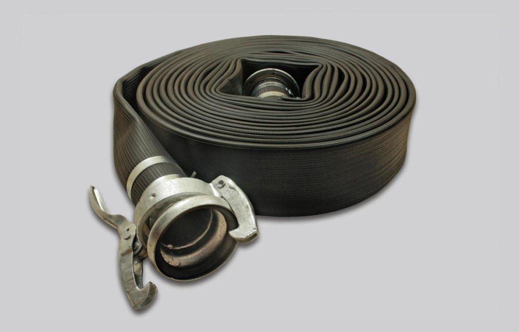 OSW Industry hose Syntex AGRI black and yellow