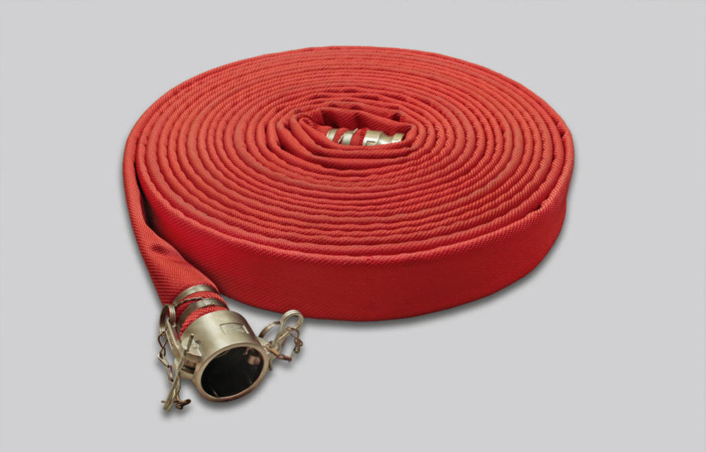 OSW Industry Hose Syntex Snow Cannon red
