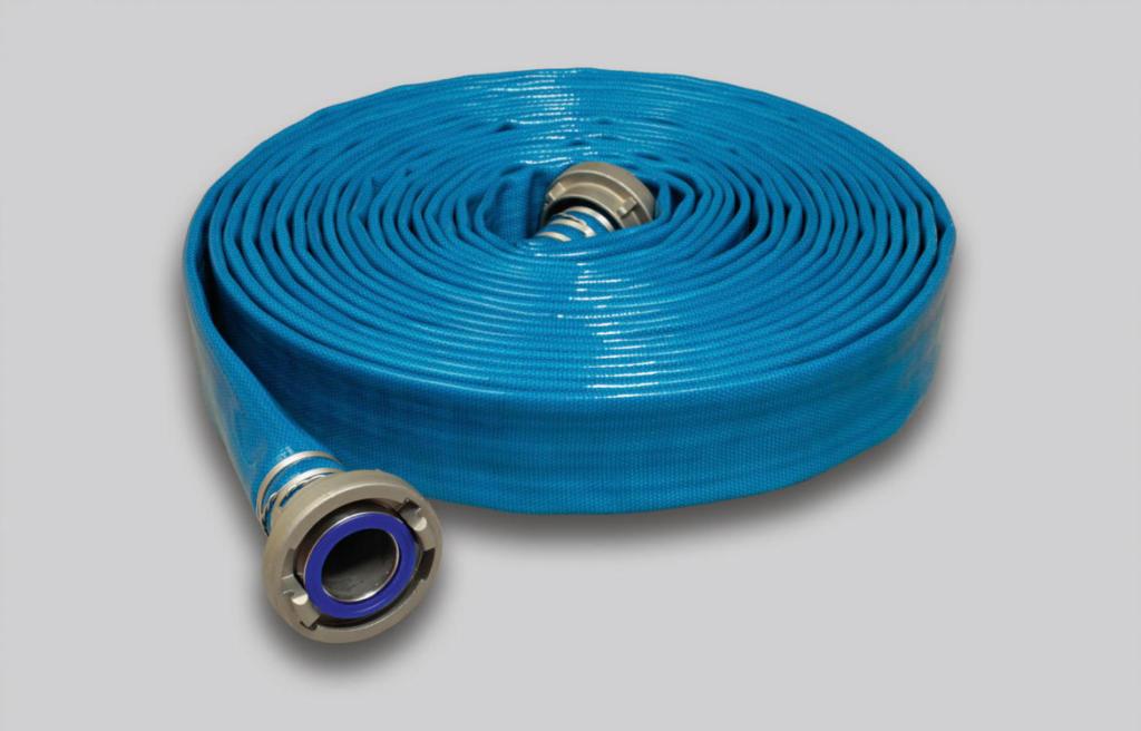 OSW Industry Hose Syntex Eschbach Aquadur blue